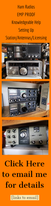 EMP proof HAM radios