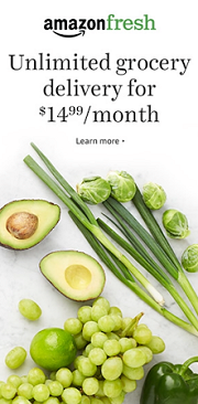 Amazon Fresh Food & Groceries