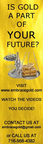 embrace GOLD!